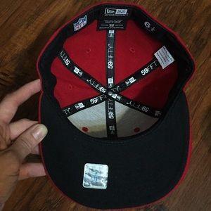 New Era Accessories - Last One❗️ NFL 🏈 49er's Flat Bill 59FIFTY Hat